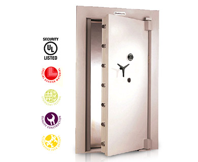2 inch strongroom door